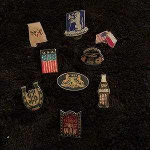 Accessories - Vintage Assortment of Lapel or Hat Pins